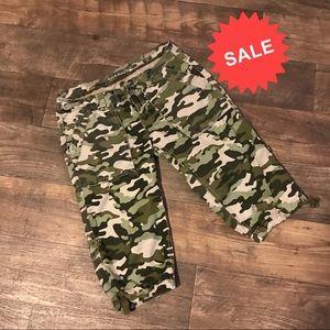 ‼️4/$15‼️ Army capri